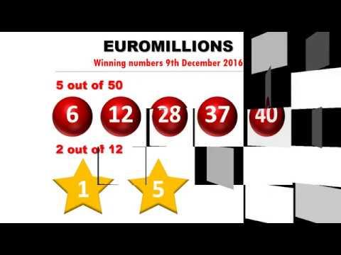 Euromillions Gewinnzahlen Heute