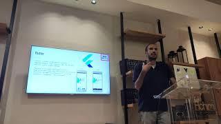 Elad Cohen -  איך להתחיל לכתוב בflutter? כנס DDoS Meetup #3