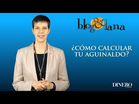 COMO CALCULAR EL AGUINALDO PROPORCIONAL Y COMPLETO EXPLICACIÓN SENCILLA from YouTube · Duration:  4 minutes 44 seconds