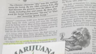 The US Census of 1850 counted over 8,000 Hemp Plantations the were at least 2000 acres