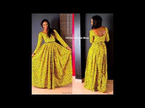 Top 40 Elegant Ankara Maxi Skirt 2017 For Beautiful Ladies
