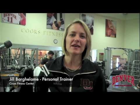 Jill Barghelame - Personal Trainer - Coors Fitness Center
