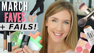 March Beauty Favorites 2020 + FAILS | Monthly Beauty Must Haves