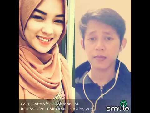 Fatin kekasih yang tak dianggap feat Rohman_al smule Indonesia