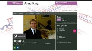 Anna King, You Can't Get The Staff Thumbnail