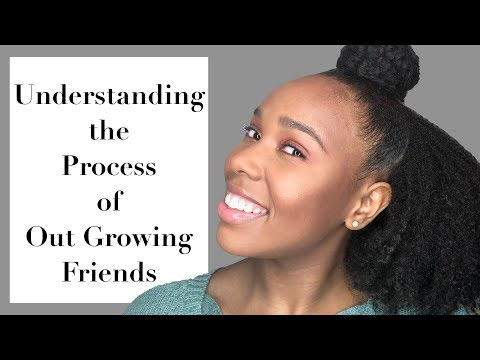 Understanding The Process of Outgrowing Friends