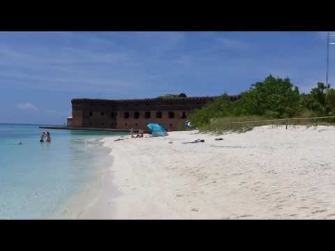 Dry Tortugas National Park, Florida - Fort Jefferson South Beach HD (2016)