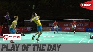 Fuzhou China Open 2019  | Play of the Day Semifinals | BWF 2019