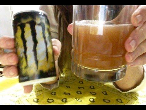 ASMR, Monster Rehab Tea + Lemonade + Energy Drink, Non Carbonated, Review, Info, Soft Spoken