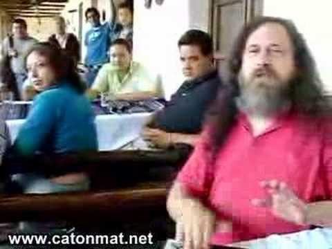 Richard Stallman - The Free Software Song