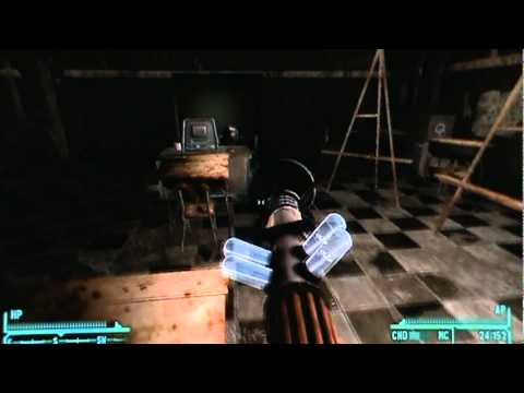 Fallout NV Old World Blues DLC pt44 |