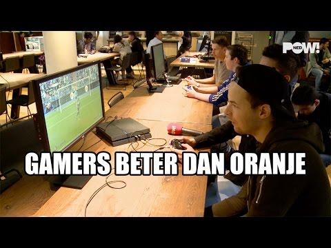 Gamers beter dan Oranje