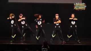 DANCE ATTACK!! FINAL 高校生の部【yellowISH Afro】