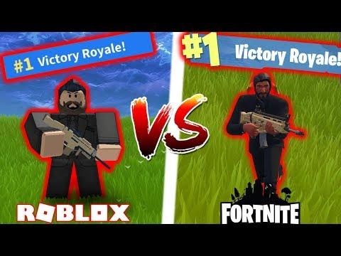 Uweebweeb69 Fortnite Roblox Fortnite O 5503 O 3317 Reality Roblox Fortnite Vs Real Fortnite Episode 1 Youtube