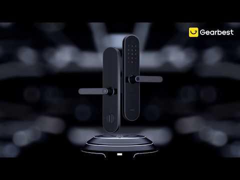 Aqara N100 Smart Door Lock - Gearbest.com