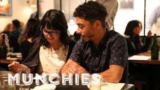 Meatballs, Carb Boners, and Lamb Neck Guerreros: Chef's Night Out with Miles Thompson of Michael's