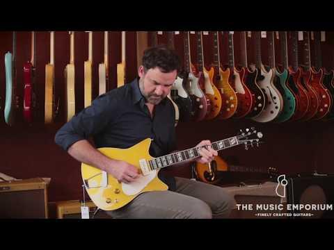 Frank Brothers Guitar Co. Signature Model @ The Music Emporium