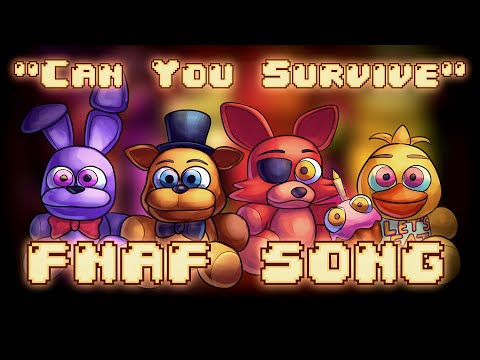 "FNAF SONG ►♫""Can You Survive?""♪ by Rezyon [ORIGINAL]"
