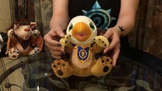Видео обзор Грифон Plush Toy