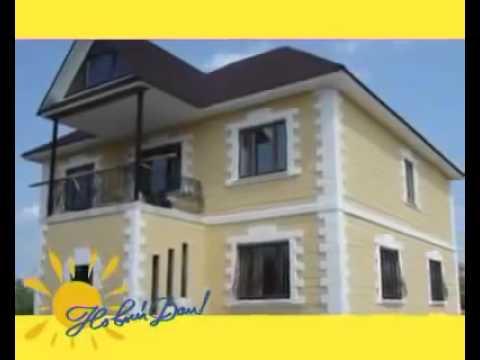 Строительство домов из теплоблоков. Отзывы жильцов. - YouTube