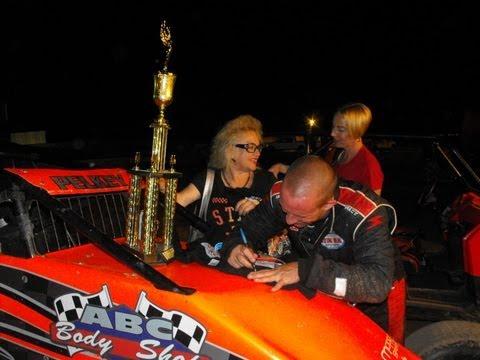 Josh Pelkey wins Prescott Valley Raceway sprint car 360 main event  6-1-13