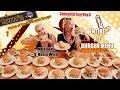 A-Z Tom's Burger ENTIRE MENU Mukbang w/ Nadia White | Central CA Tour Day 3 | RainaisCrazy