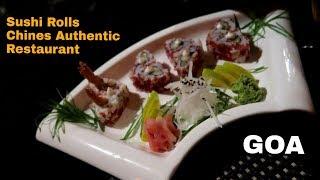 Having Authentic Chines Food In Goa | Baga Beach | NIghtlife | VBO Life | 2018