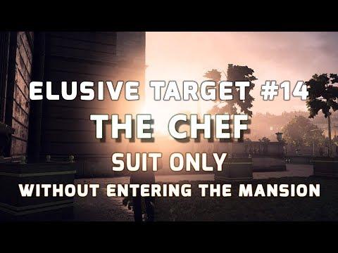 HITMAN - Elusive Target #14 The Chef