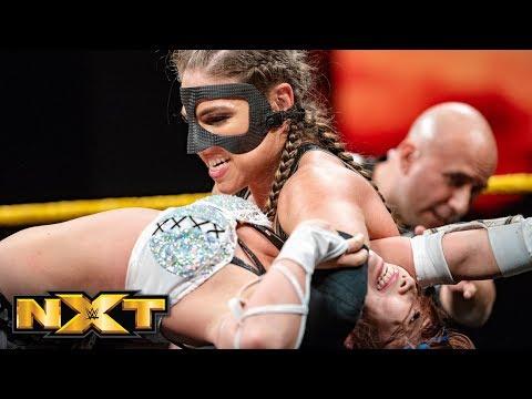 Belair, Sane & Shirai vs. Baszler, Shafir & Duke: WWE NXT, Feb. 6, 2019