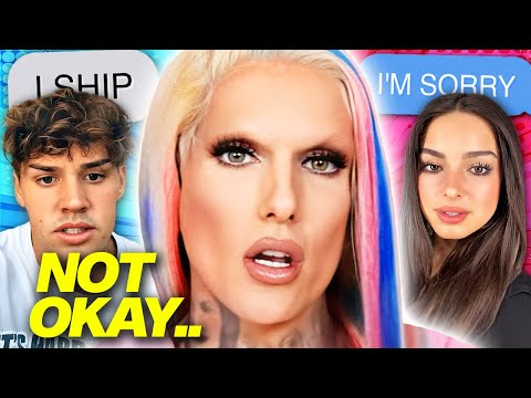 Jeffree Star MESSED UP, Mads & Jaden BACK TOGETHER?!, Noah Beck & James Charles DATING?!