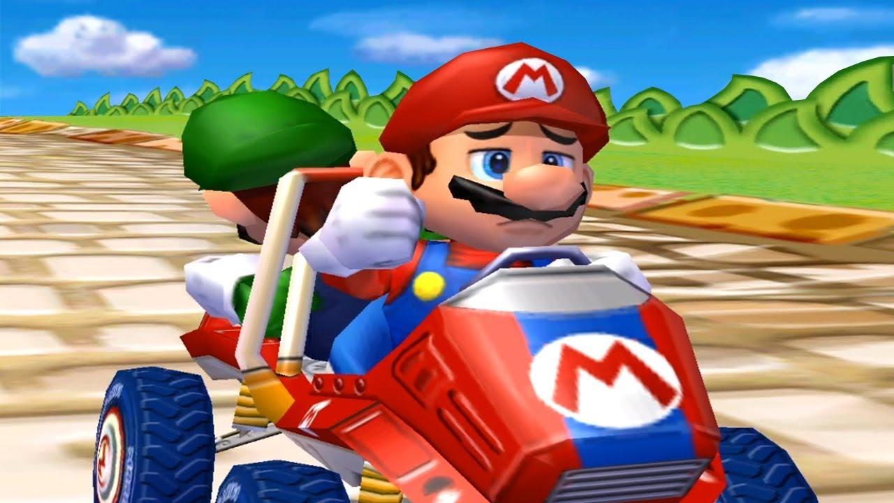 Mario Kart Mushroom Kingdomwatermelon Gaming