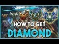 HOW TO GET OUT OF BRONZE, SILVER And GOLD 2.0 (Elo Hell) In League Of Legends