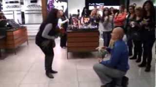 Best Surprise Marriage Proposal - Tearjerker