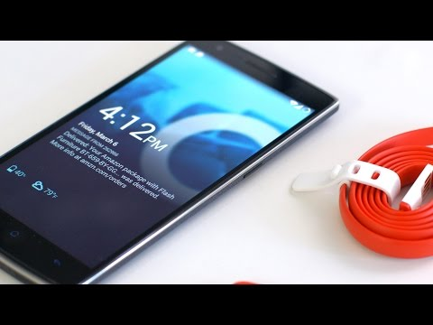 OnePlus One Unboxing!