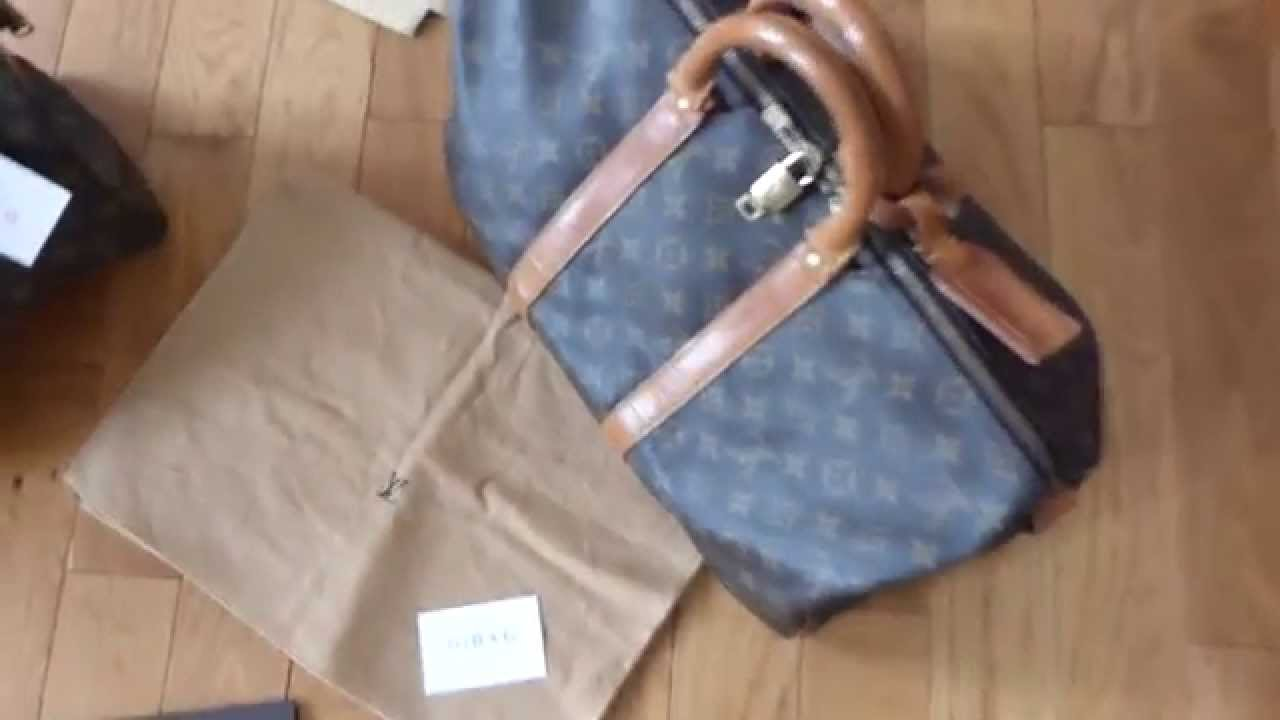 Sac Louis Vuitton Occasion Authentique Speedy Keepall Monogram Pas Cher sur  www.bibag.fr a76da22fdf1