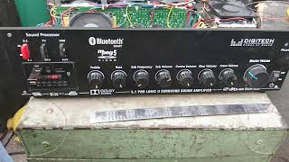My 6.1 assembly Amp for home