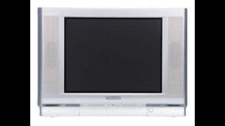 Обзор телевизора Toshiba 21CVZ3R