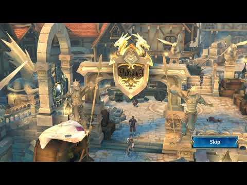 Dungeon Hunter 5 (PC) Gameplay