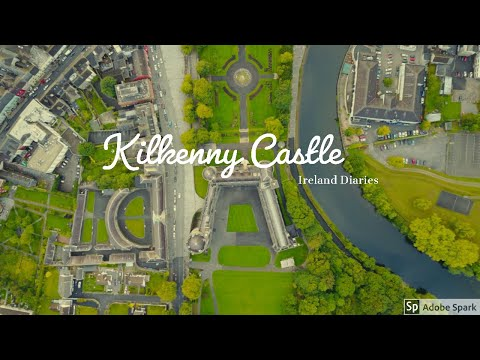 Kilkenny castle in Ireland |Top Castles Around the world
