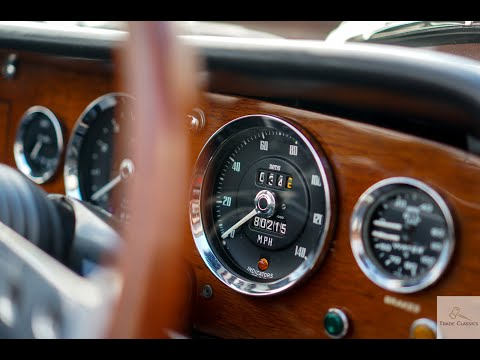 Interior Review - 1972 Lotus Elan Sprint