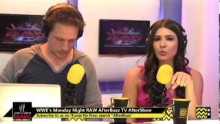 WWE's Monday Night Raw After Show for November 4th, 2013   AfterBuzz TV