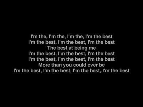 Lordi- I'm The Best | Lyrics on screen | HD