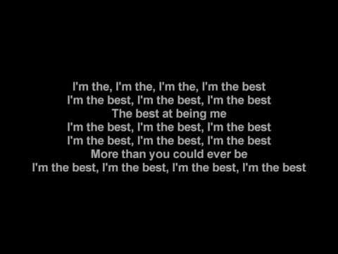 Lordi- I'm The Best | Lyrics On Screen | HD