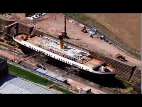 Explore - The Titanic Museum  and SS Nomadic