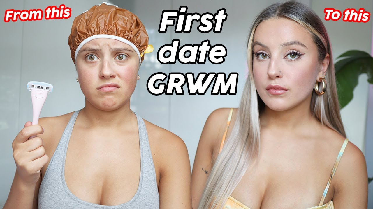 Grwm First Date Post Lockdown Ad Oliviagrace Youtube Make sure you're prepared to put your best foot forward. youtube