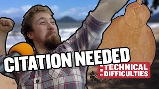 The Coffin Ray and Hugging a Penguin: Citation Needed 2x02