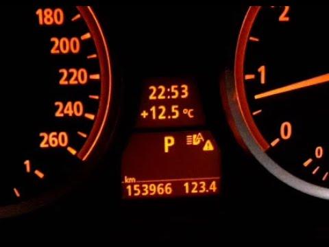 Охренительная опция на BMW High Beam Assistant FLA автоматический дальний свет.