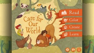 Care for Our World - iOS Launch Trailer