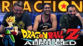 "DBZ Abridged Movie ""Episode of Bardock"" REACTION!!"