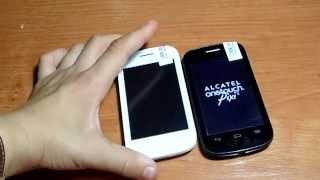 Дешёвый и классный  смартфон  ALCATEL ONE TOUCH PIXI 2